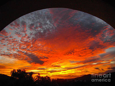 Photograph - Andalucia Sunset by Rod Jones