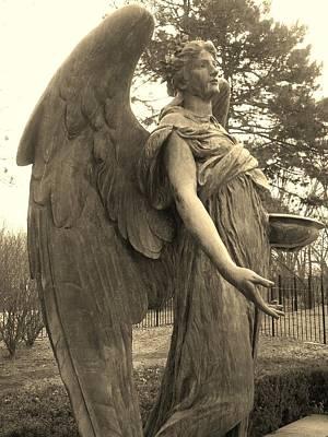 Photograph - Georgia Angel by Cindy Fleener