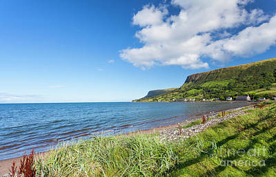 Photograph - Antrim Coast Road by Jim Orr