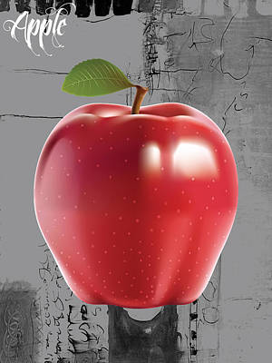Apple Collection Art Print