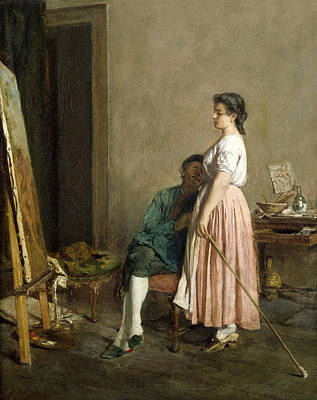 Approval Painting - Approval by Antonio Lonza