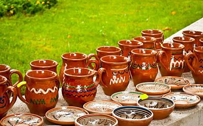 Cucuteni Photograph - Art And Tradition by Calinciuc Iasmina
