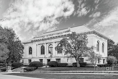 Augustana Photograph - Augustana College Denkmann Memorial  Hall by University Icons