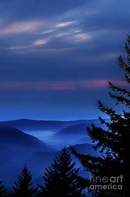 Photograph - Autumn Equinox Dawn by Thomas R Fletcher