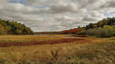 Photograph - Autumn  by Jewels Blake Hamrick