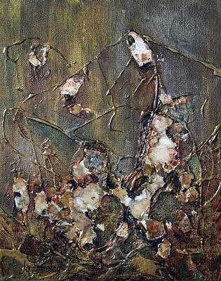 Painting - Autumn Leaves by Joanne Smoley