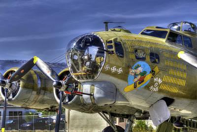 B-17 Art Print