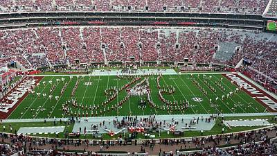 Photograph - Bama A Panorama by Kenny Glover