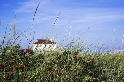 Cape Estate Photograph - Beach House by John Greim