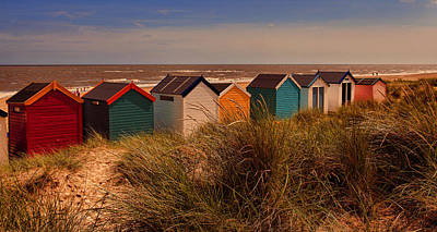 Beach Huts Original
