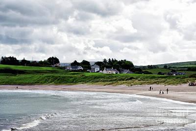 Photograph - Beach In Northern Ireland Near Ballycastle by Vizual Studio