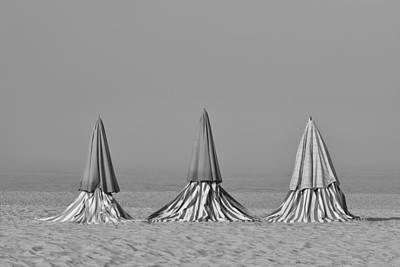 Photograph - Beach Tents  by Marek Stepan
