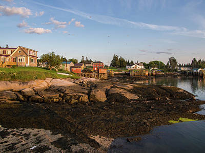 Photograph - Beals Island, Maine by Trace Kittrell