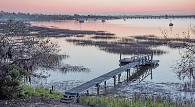 Photograph - Beaufort At Sunrise by Steven Greenbaum