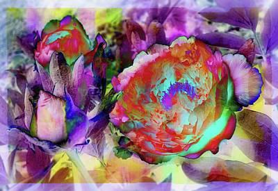 Digital Art - Beautiful Flower by Lilia D