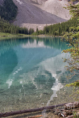 Photograph - Beautiful Lake Moraine by Patricia Hofmeester