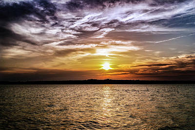Photograph - Beautiful Sunset by Doug Long