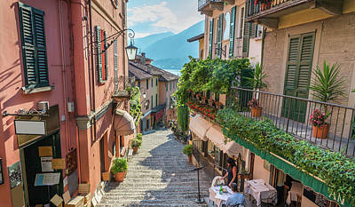 Photograph - Bellagio, Italy by Alexandre Rotenberg