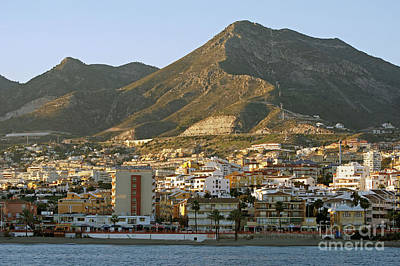 Photograph - Benalmadena Costa by Rod Jones