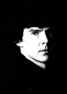 Benedict Cumberbatch Art Art Print by Best Actors
