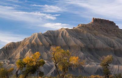 Photograph - Bentonite Butte by Utah Images