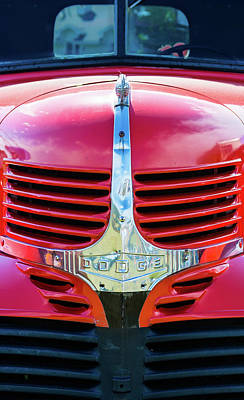 Photograph - Big Red by Stewart Helberg
