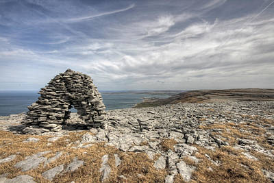 Fanore Photograph - Black Head View by John Quinn