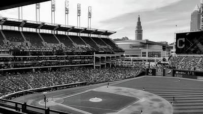 Photograph - Bleacher View - Progressive Field, Cleveland by Pixabay