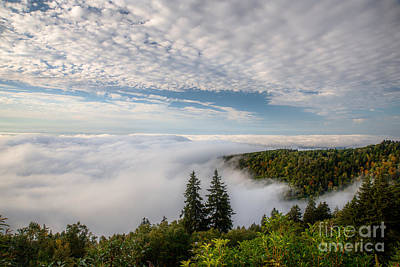 Photograph - Blue Ridge Parkway. by Itai Minovitz