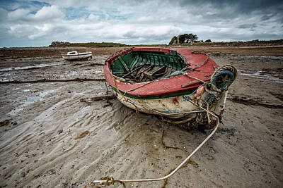 Transportation Royalty-Free and Rights-Managed Images - Boats by the Sea by Nailia Schwarz