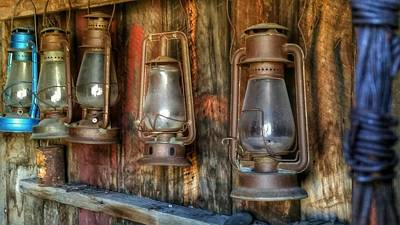 Photograph - Bodie Still Life by Beth Hughes