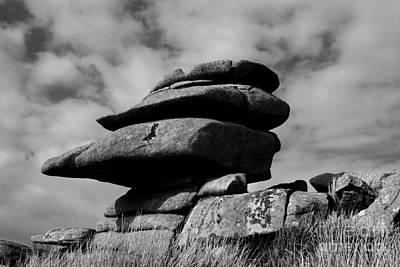Bodmin Photograph - Bodmin Moor by Carl Whitfield