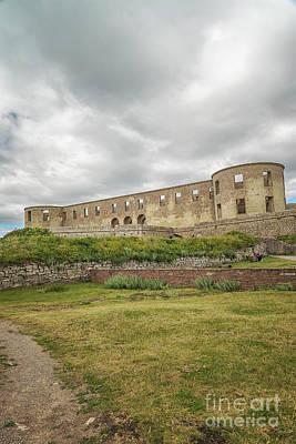 Photograph - Borgholm Castle Ruin by Antony McAulay