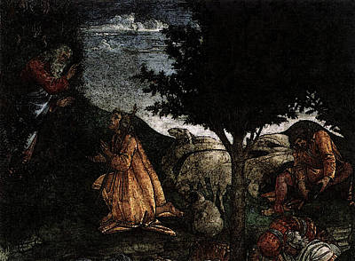 Digital Art - Botticelli Scenes From The Life Of Moses   by Sandro Botticelli