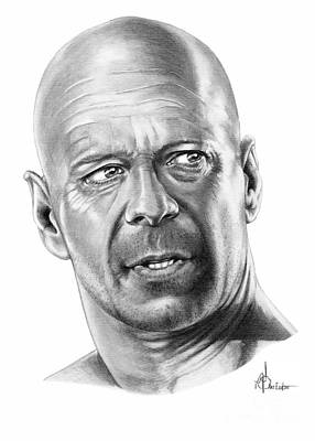 Bruce Willis Original by Murphy Elliott