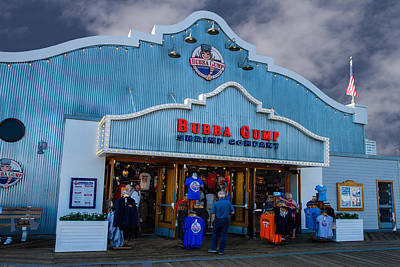 Photograph - Bubba Gump by Robert Hebert