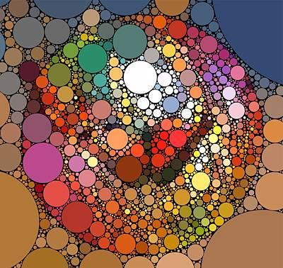 Animals Digital Art - Bubble Art Butterfly by Esoterica Art Agency