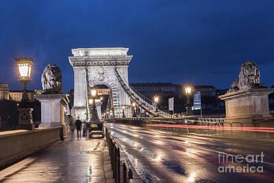 Photograph - Budapest by Juli Scalzi