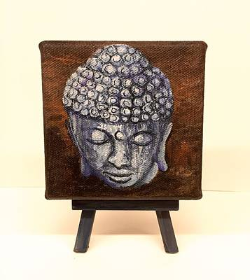 Painting - Buddha by Darice Machel McGuire