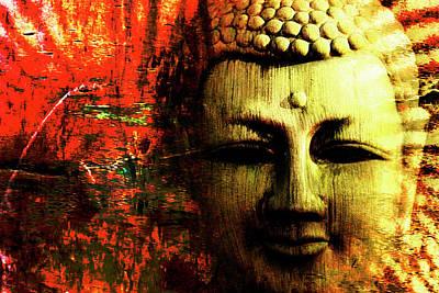 Photograph - Buddha  by Skip Nall