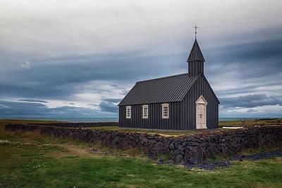 Budir - Iceland Art Print