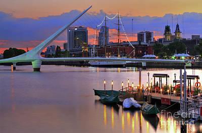 Photograph - Buenos Aires 002 by Bernardo Galmarini