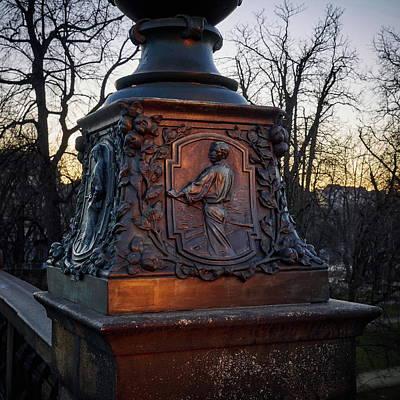 Photograph - By The Vltava. Prague Spring 2017 by Jouko Lehto