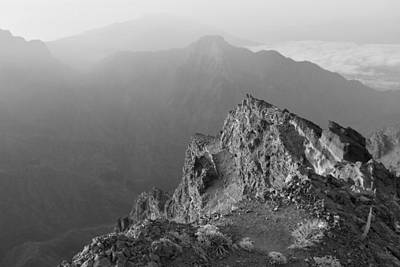 Photograph - Caldera De Taburiente La Palma Canary Islands by Marek Stepan