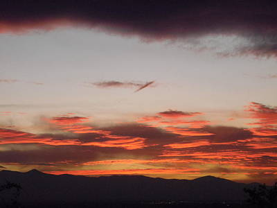Photograph - California Sunset by Stephanie Moore