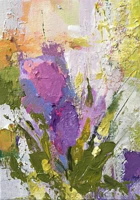 Painting - Callahan by Debbie