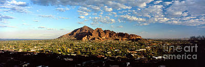 Photograph - Camelback Mountain, Phoenix Arizona by Wernher Krutein