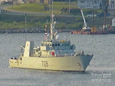 Canadian Navy Original by John Malone