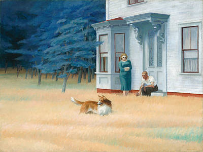 Cape Cod Painting - Cape Cod Evening by Mountain Dreams