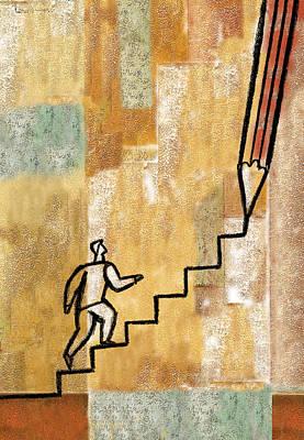 Career Path Original by Leon Zernitsky